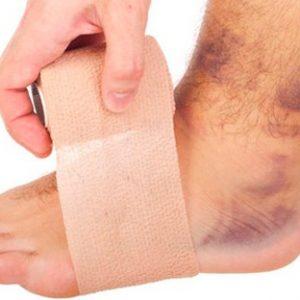 Cicatrización - Pie diabético